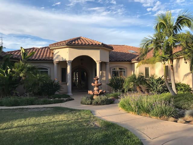 TRANQUIL CASITA IN GATED NEIGHBORHOOD - Vista