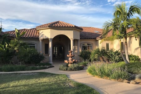 LOCATION!! DETACHED CASITA IN GATED COMMUNITY - Vista - ゲストハウス