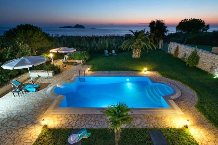 Panorama Villa II, Arillas, Corfu