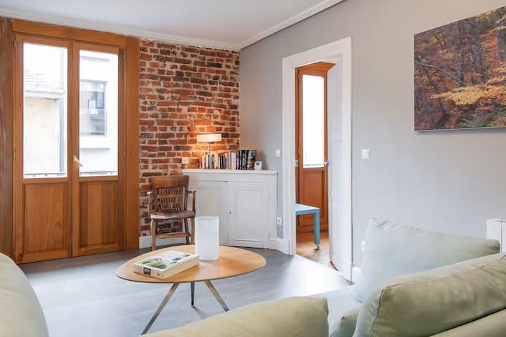 Modern loft style apartment - Santander - Apartment