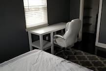 NE Ann Arbor condo,  master BR. Private bathroom.