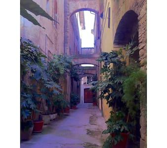 Cieloterra nel centro storico - Bevagna