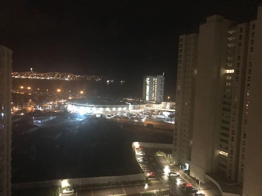 Casino enjoy Coquimbo vista desde dormitorio