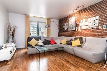 Large room in Montreal Downtown - Montréal - Apartment