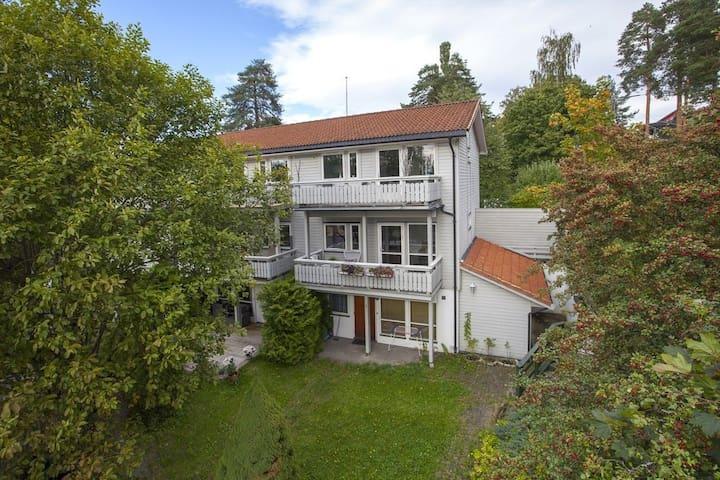 Ny og flott leilighet på Lilleaker - høy standard