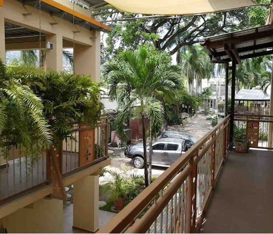 Sunny 5* 1BDR apt-Tropical sphere-in Frères-PVille