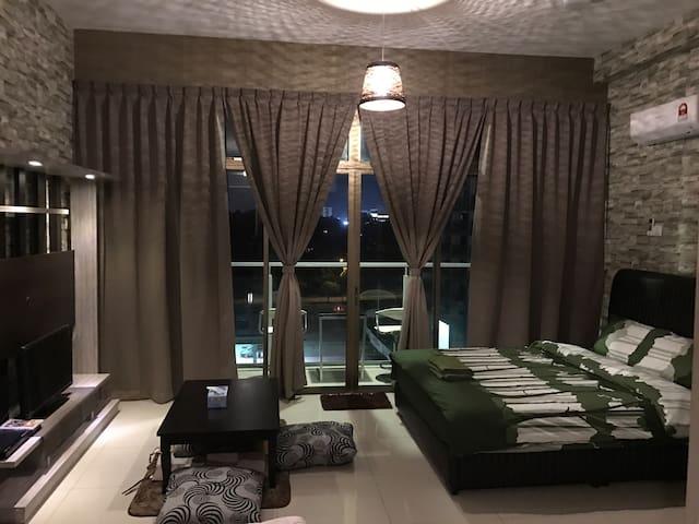 Palazio APT (JB)Homestay - Johor Bahru