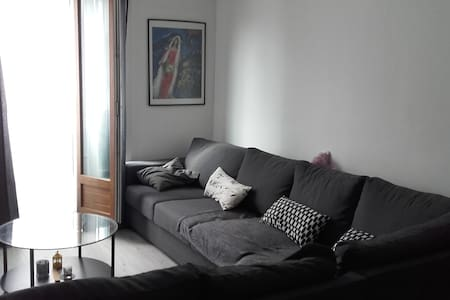 "Room/chambre in ""the new center"" of Marseille! - Marseille - Apartment"