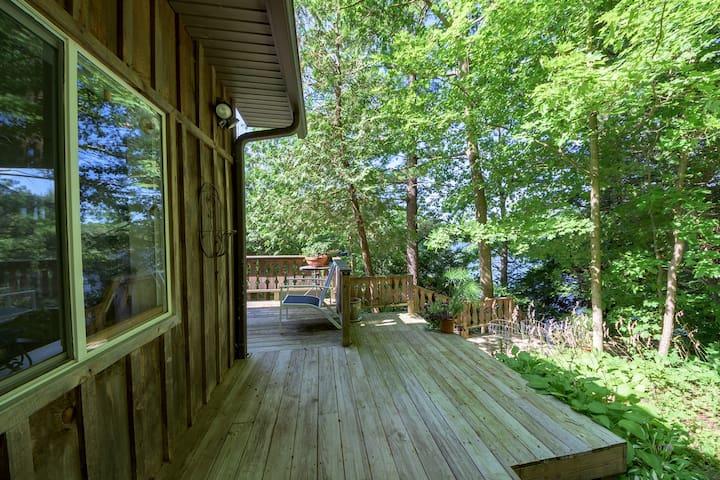 Cedar Ridge - a Naturalists Retreat