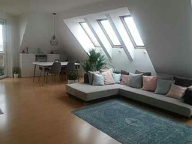 Nice apartment near to the city center