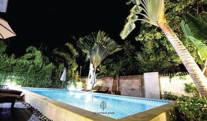 The Retreat Hideaway Ao Nang Private Pool Villa