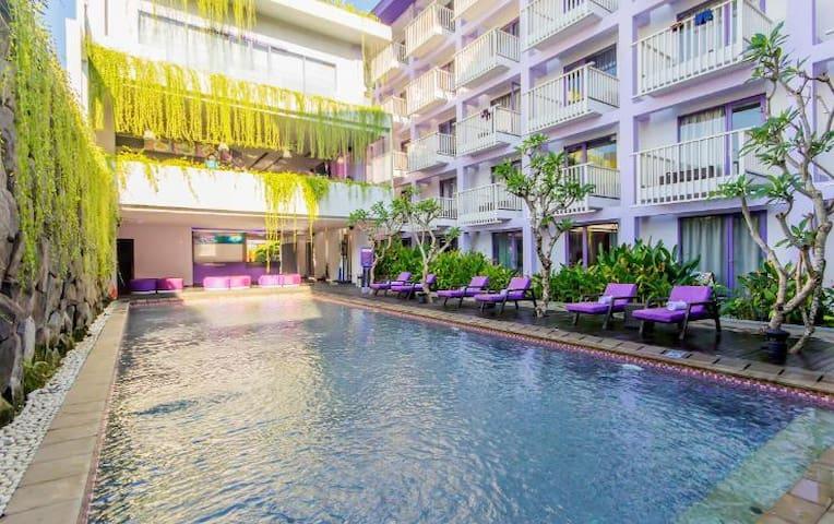 Instyle Hotel Kuta Bali #V