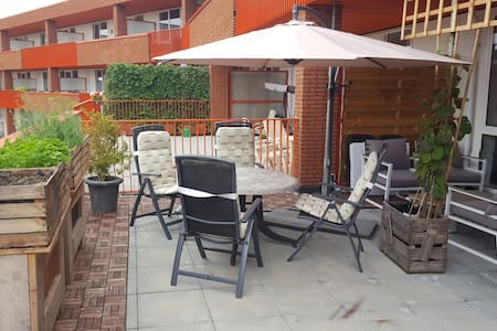 Spacious relaxing near the airport - Eindhoven - 公寓