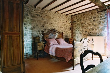 Chambre Grimm - Saint-Marcel-d'Urfé