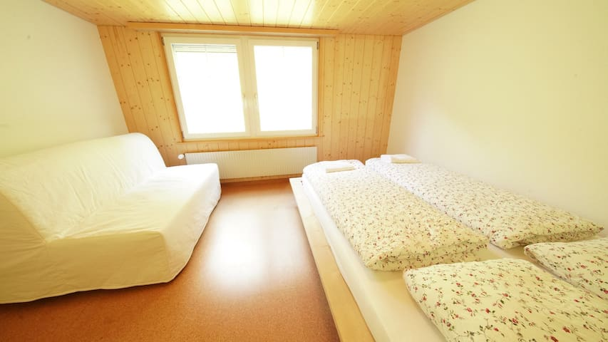 * Private Room in Modern Apartment **