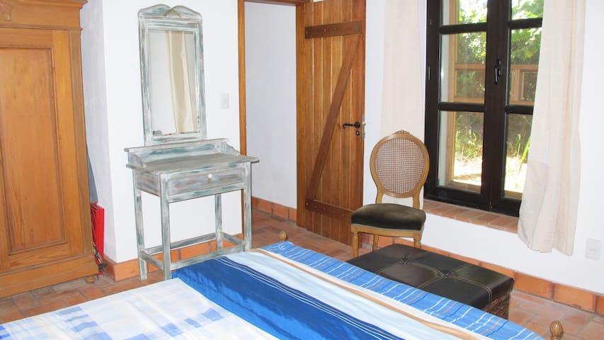 Dormitorio Matrimonial vista 1