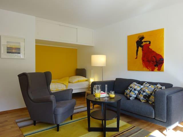 Modernes Apartment K1 in ruhiger Innenstadtlage