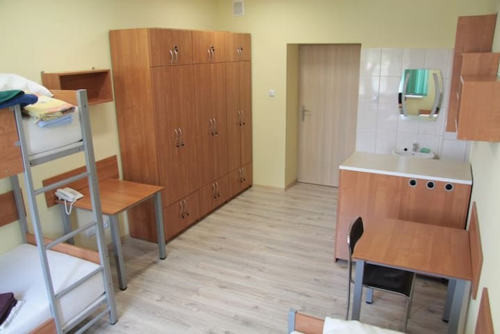A room nearby Palace Lubomirsckich - Przemyśl - Studentrum