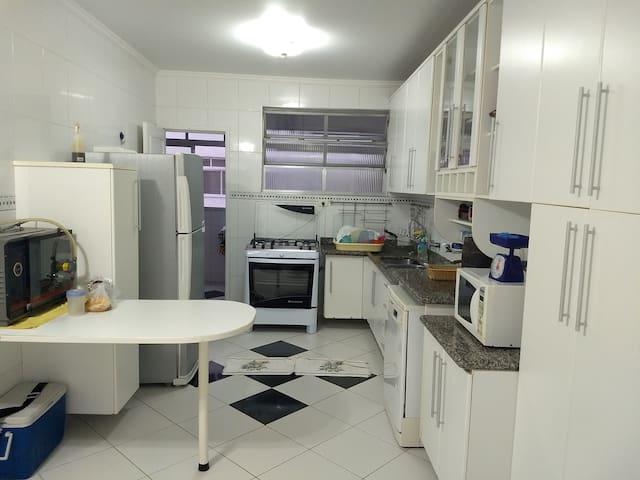 Ponta da Praia- Confortável apartamento