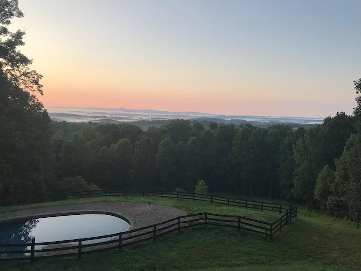 Private Mountain Top Estate