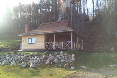 Фермерский дом на хуторе Ратовичи
