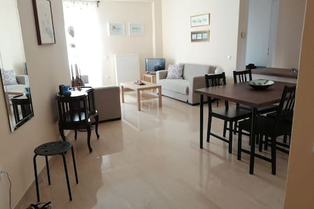 Cozy, spacious flat in the heart of Thessaloniki