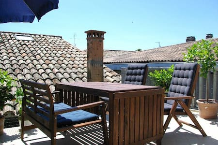 Cosy Townhouse in lovely Fano with a roof terrace! - Fano - Ev