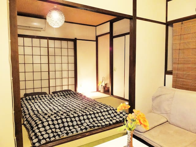 About 40㎡ 15min to namba by train - Osaka ikuno-ku - Apartamento