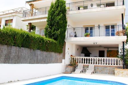 Charming Mediterranean House - Segur de Calafell - Casa