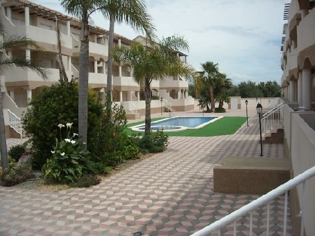 Well appointed apartment in Vinaros