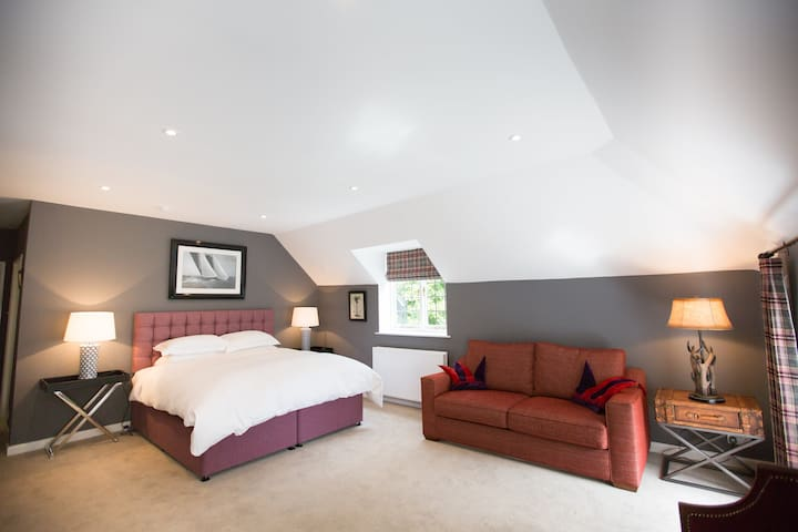 Charming Bedrooms in the Old Stables Bridwell Park - Uffculme - Inap sarapan