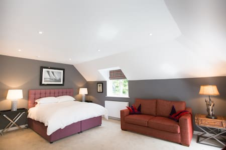 Charming Bedrooms in the Old Stables Bridwell Park - Uffculme - 住宿加早餐