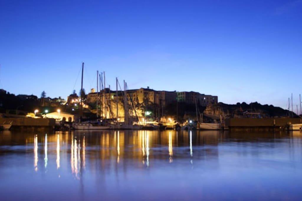 Lungomare Porto di Tropea