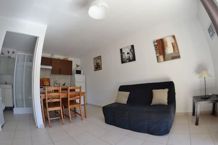LOGEMENT TYPE T2 - Asco - Apartamento