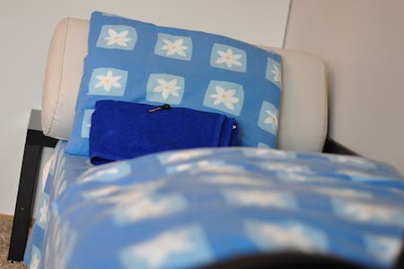Beautiful Furnished Room with Balcony - Helsinki - Departamento
