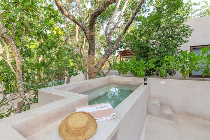 ★ Ganesha★ Private Rooftop Plunge Pool★