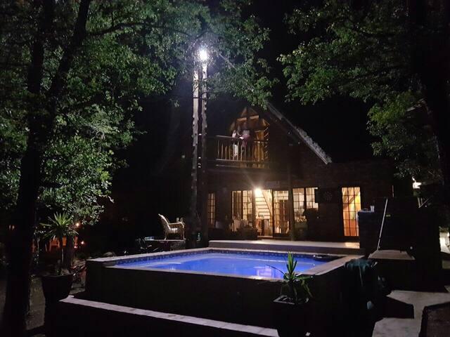 Soenie lodge 2 - Marloth Park - Casa