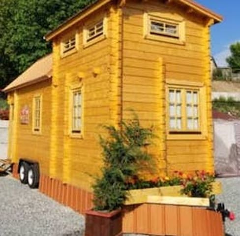 Tiny Home EuroCabin