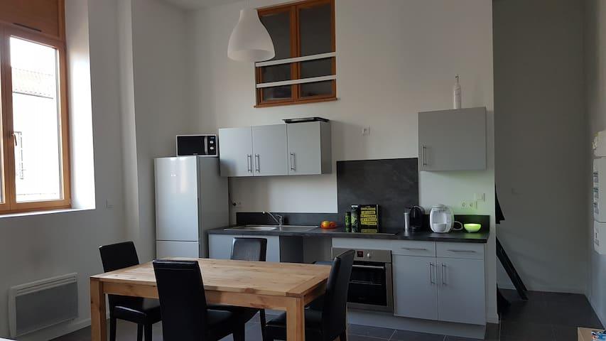 appartement moderne  proximite gare et A47 - Saint-Chamond