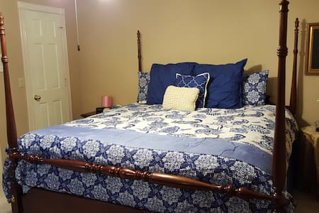 Private Guest Suite with Private bathroom - Nixa - Casa