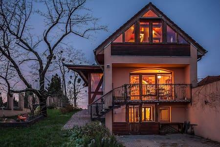 Gyönyörű panoráma - Haus