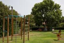 Appartamento con giardino in villa // IUN P1495