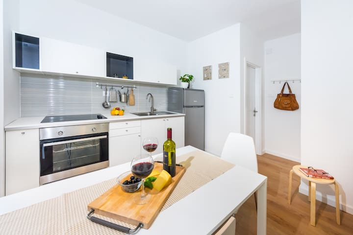 Apartment with Barbacue