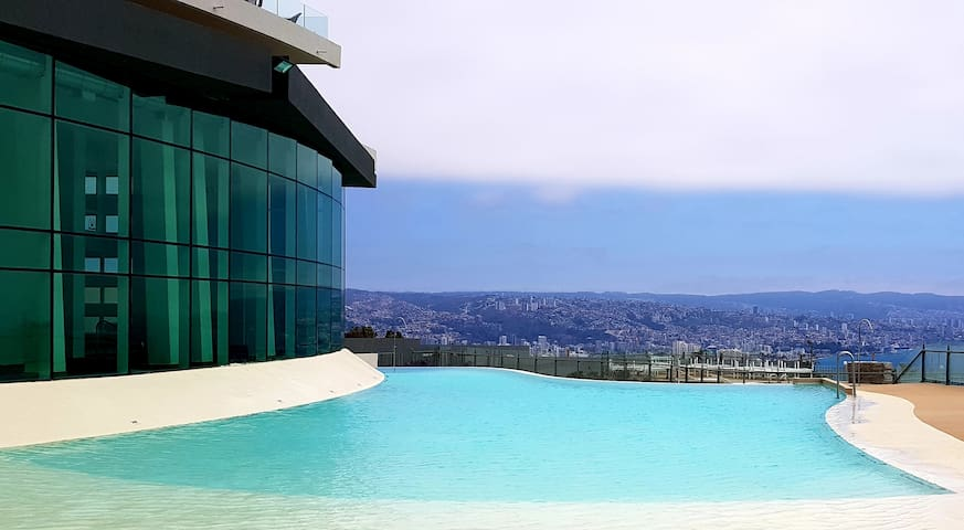 Nuevo y maravilloso Loft ubicado en Reñaca.