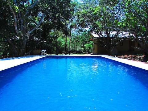 Bissa Villa - Tranquil Private Lodge Double