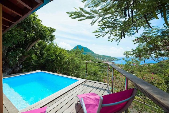 SALT Villa, Charming villa in Anses d'Arlet.