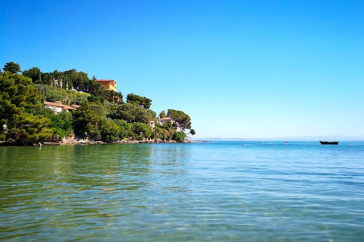 Porto Santo Stefano - 300 meters from the sea