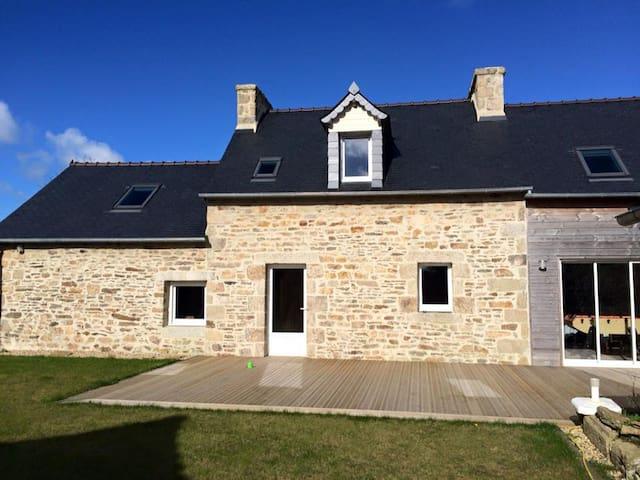 Maison bretonne - Tréflez - House