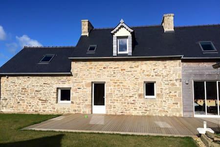 Maison bretonne - Tréflez - Huis