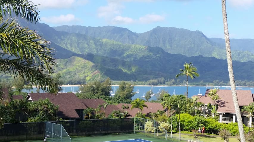 "Hanalei Bay ""RESORT"" 2311 $1M SPECTACULAR Views!!!"